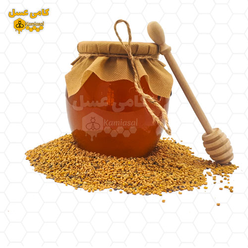 عس طبیعی   کامی عسل