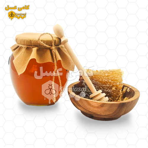 عسل طبیعی   کامی عسل