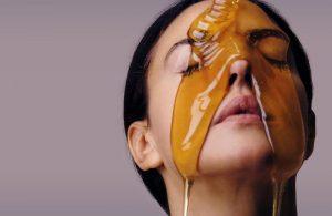 فواید عسل برای پوست