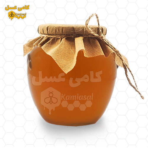 عسل گون کامی عسل , عسل طبیعی کردستان, kamiasal