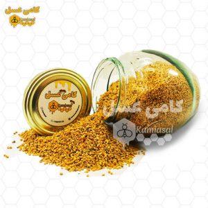 گرده گل | کامی عسل | عسل طبیعی