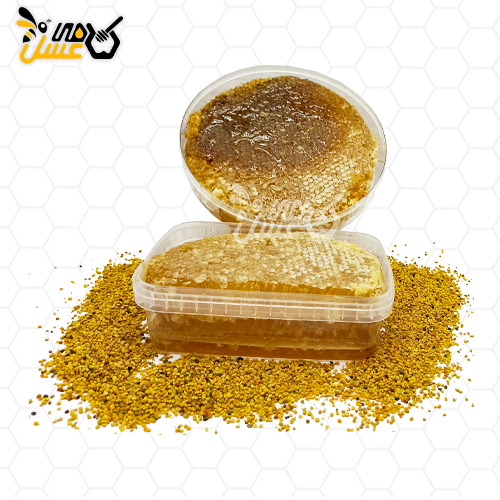عسل خودبافت کامی عسل -عسل طبیعی کردستان