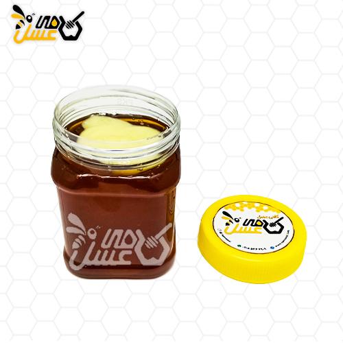 ژل رویال و عسل کامی عسل - عسل طبیعی کر ستان