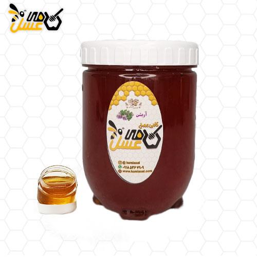 عسل آویشن کامی عسل -عسل طبیعی کردستان