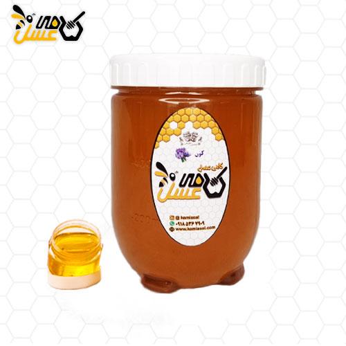 عسل گون کامی عسل -عسل طبیعی کردستان